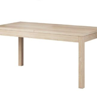 Rozkládací stůl ANTON 120, dub sonoma