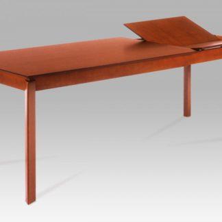 Jídelní stůl rozkl. 150+70x90 cm, barva třešeň AUT-6462 TR2 Autronic