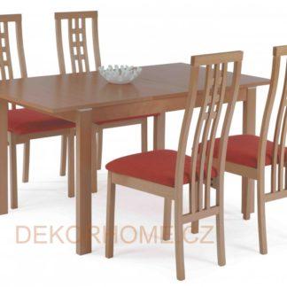 Jídelní stůl BT-6777 BUK3 + 4 jídelní židle BC-12481 BUK3 Autronic