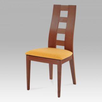 Jídelní židle BEZ SEDÁKU, barva třešeň BC-33904 TR3 Autronic