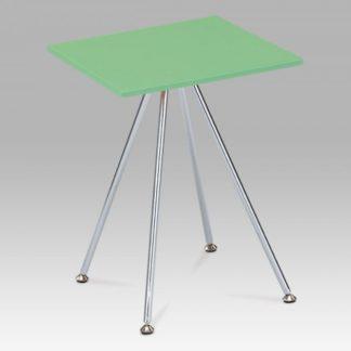 Odkládací stolek 83467-02 LIM zelený Autronic