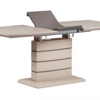 Jídelní rozkládací stůl HT-410 Autronic Cappuccino