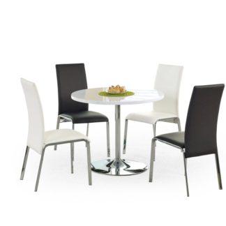Kulatý jídelní stůl OMAR Halmar