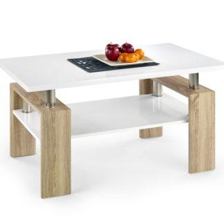Konferenční stůl DIANA H MDF Halmar bílá