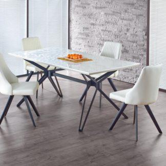 Jídelní stůl PASCAL bílý Halmar
