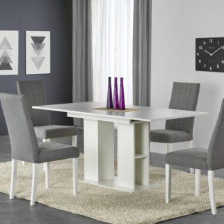 Jídelní stůl rozkládací KORNEL bílý Halmar