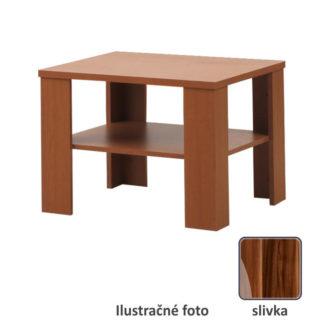 Konferenční stolek INTERSYS 21 švestka Tempo Kondela
