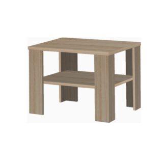 Konferenční stolek INTERSYS 21 dub sonoma tmavý truflový Tempo Kondela