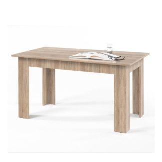 Jídelní stůl GENERAL dub sonoma Tempo Kondela