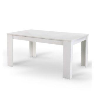 Jídelní stůl 140x80 TOMY bílý Tempo Kondela
