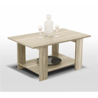 Konferenční stolek DEREK dub sonoma Tempo Kondela