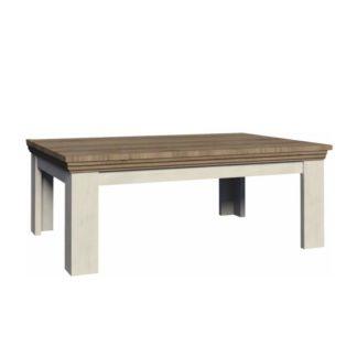 Konferenční stolek ROYAL LN2 sosna skandinávská / dub divoký Tempo Kondela