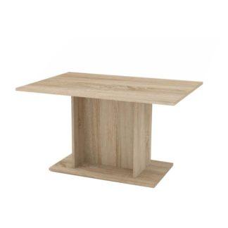 Jídelní stůl MODERN dub sonoma Tempo Kondela