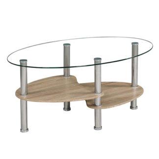 Konferenční stolek PANTY NEW dub sonoma Tempo Kondela