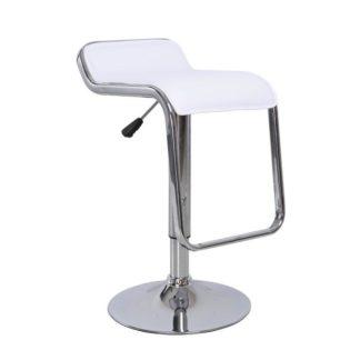 Barová židle ILANA bílá Tempo Kondela