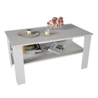 Konferenční stolek GAUDI bílá Tempo Kondela