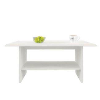 Konferenční stolek 110 TIFFY 12 woodline krém Tempo Kondela