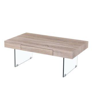 Konferenční stolek DAISY NEW dub sonoma Tempo Kondela