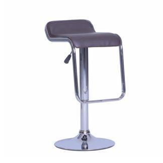 Barová židle ILANA hnědá Tempo Kondela