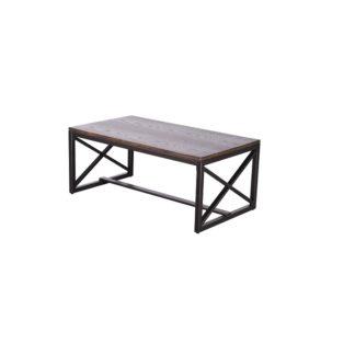 Konferenční stolek EBAN ořech/černá Tempo Kondela