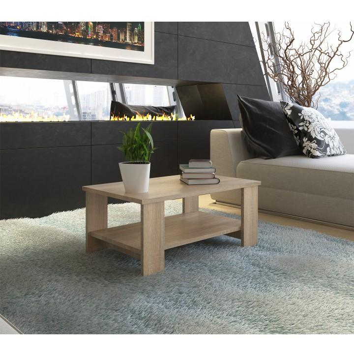Konferenční stolek BERNARDO dub sonoma Tempo Kondela