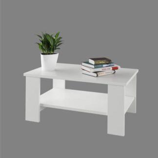 Konferenční stolek BERNARDO bílá Tempo Kondela