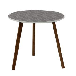Konferenční stolek HANSON šedá / dřevo Tempo Kondela