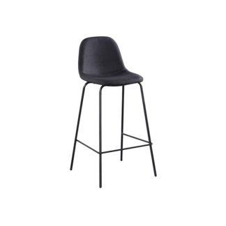 Barová židle MARIOLA NEW tmavěšedá Tempo Kondela