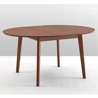 Jídelní stůl rozkládací 120/150 ALTON buk merlot Tempo Kondela