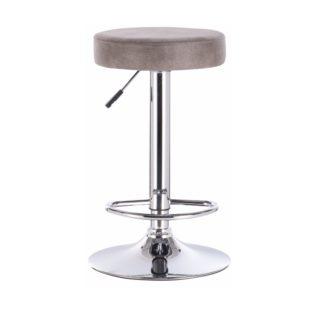 Barová židle GALVIN šedohnědá Tempo Kondela