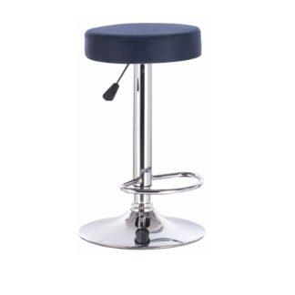Barová židle GALVIN petrolejová Tempo Kondela