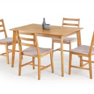 Jídelní set CORDOBA stůl + 4 židle Halmar