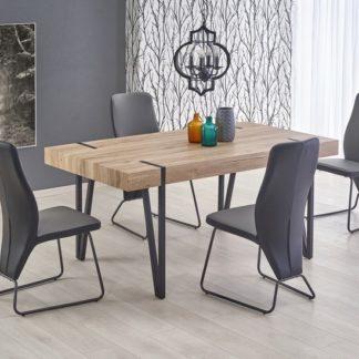 Jídelní stůl YOHANN dub san remo Halmar