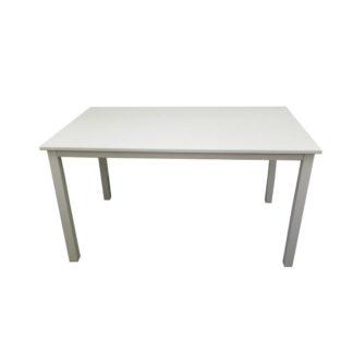 Jídelní stůl 110 ASTRO bílá Tempo Kondela