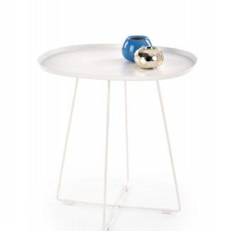 Konferenční stolek TINA bílá Halmar