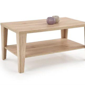 Konferenční stolek MANTA obdélník dub san remo