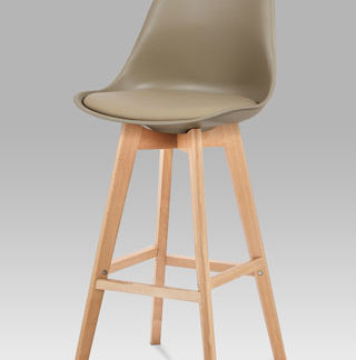 Barová židle CTB-801 Autronic cappuccino
