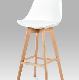 Barová židle CTB-801 Autronic bílá