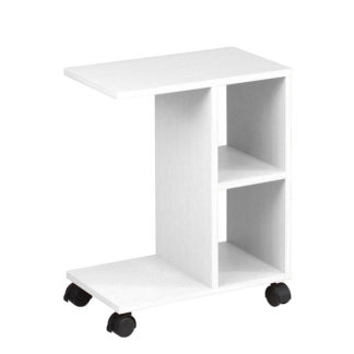 Příruční stolek ABBAS NEW bílá Tempo Kondela