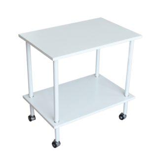 Odkládací stolek LABON matná bílá Tempo Kondela