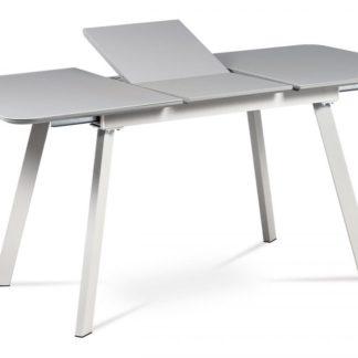 Jídelní stůl HT-801 GREY šedá rozkladací Autronic