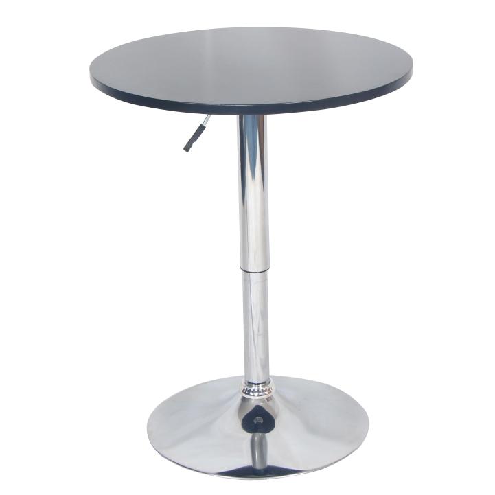 Barový stůl BRANY NEW černá Tempo Kondela