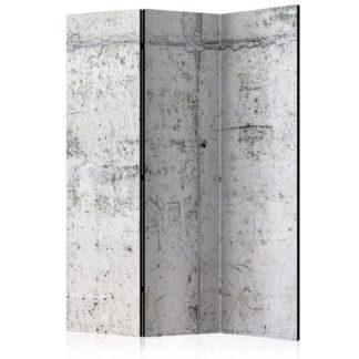 Paraván Concrete Wall Dekorhome 135x172 cm (3-dílný)
