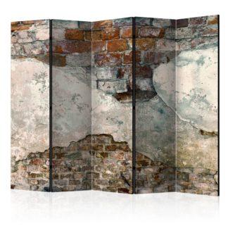 Paraván Tender Walls Dekorhome 225x172 cm (5-dílný)