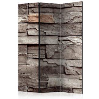 Paraván Wall of Silence Dekorhome 135x172 cm (3-dílný)