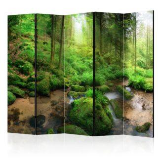 Paraván Humid Forest II Dekorhome
