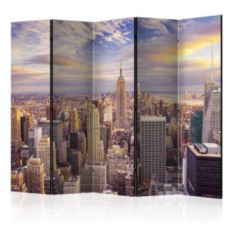 Paraván New York Morning II Dekorhome