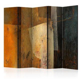 Paraván Modern Artistry Dekorhome 225x172 cm (5-dílný)