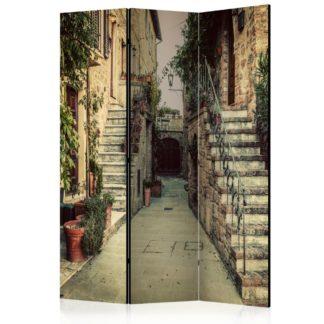Paraván Tuscan Memories Dekorhome 135x172 cm (3-dílný)