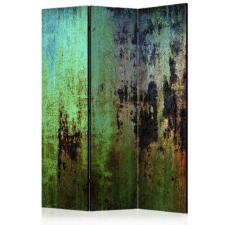 Paraván Emerald Mystery Dekorhome 135x172 cm (3-dílný)